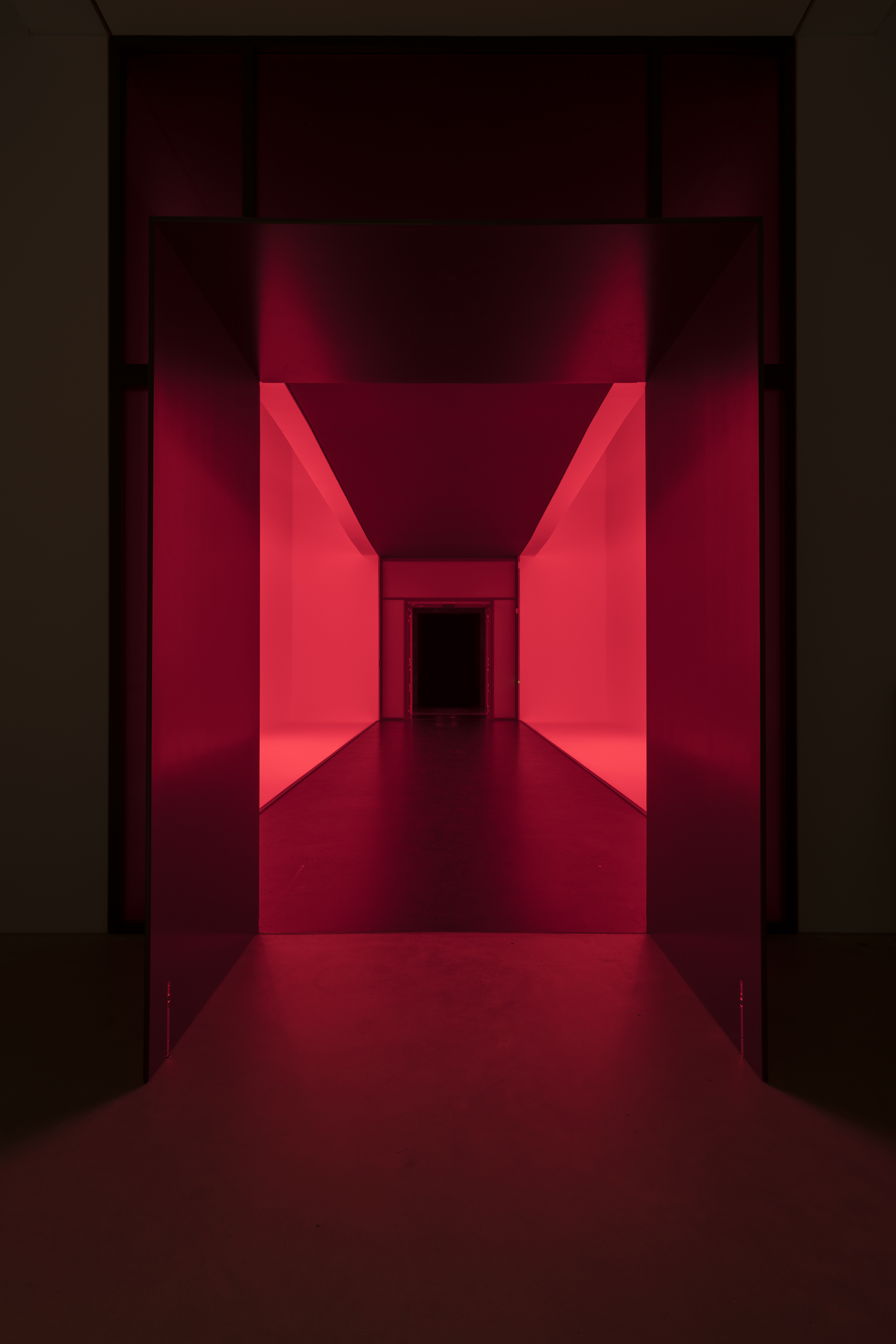 © James Turrell, Sammlung Kunsthalle Mannheim, photo: Kunsthalle Mannheim/Florian Holzherr
