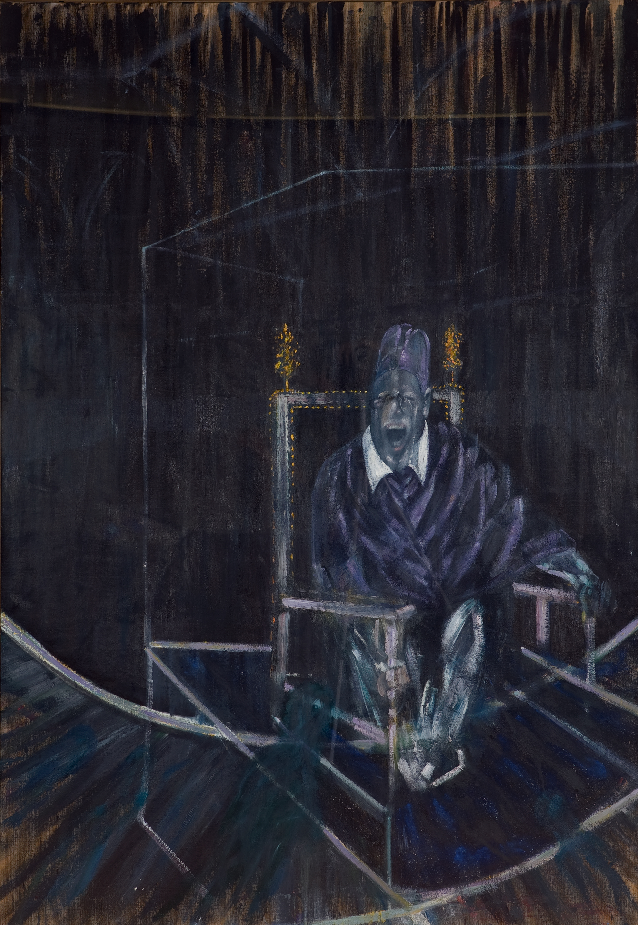 © The Estate of Francis Bacon. All rights reserved / VG Bild-Kunst, Bonn 2018, Foto: Kunsthalle Mannheim/ Cem Yücetas