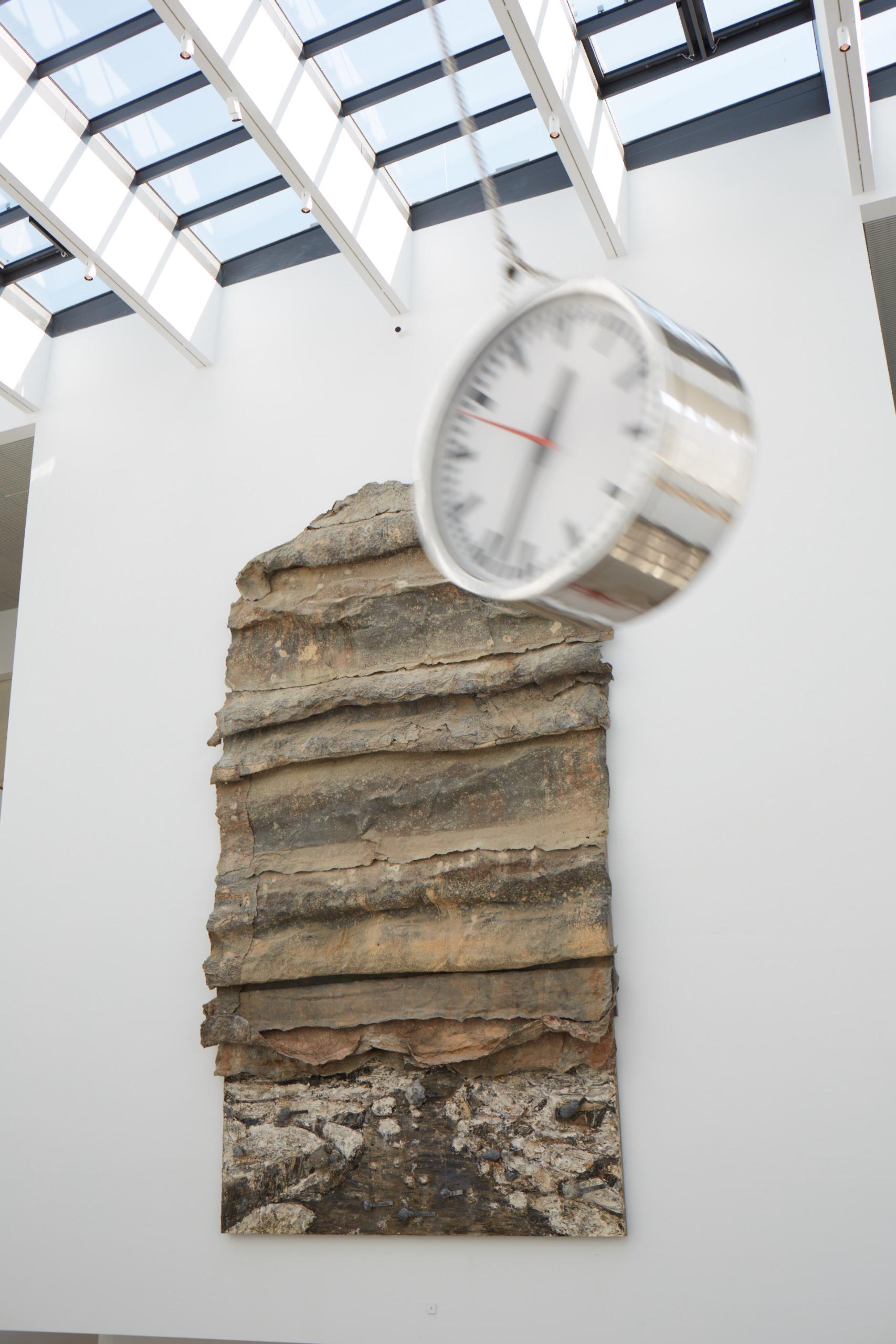 Kunsthalle Mannheim, © Alicja Kwade / © Anselm Kiefer, Foto: Kunsthalle Mannheim/ Rainer Diehl