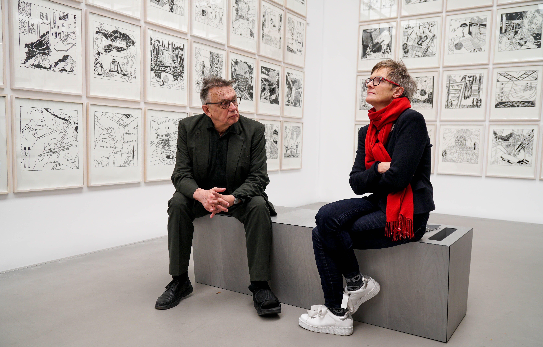 Podcast Emigholz © Kunsthalle Mannheim / Daniels 2019
