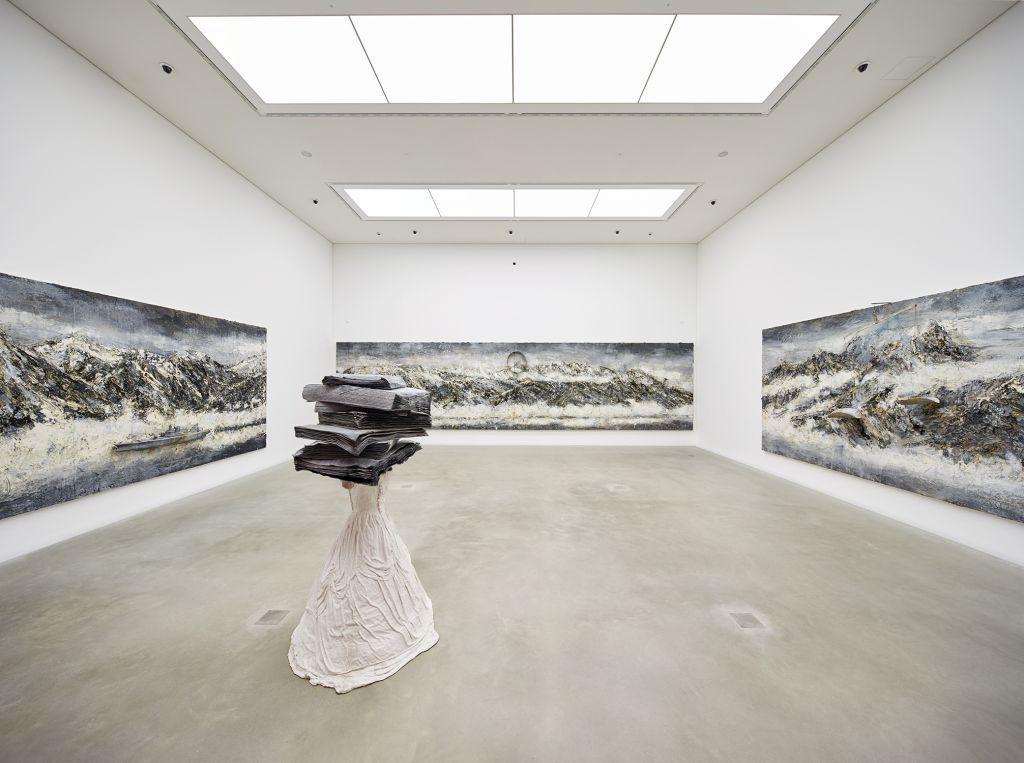 © Anselm Kiefer, Foto: Kunsthalle Mannheim / Rainer Diehl
