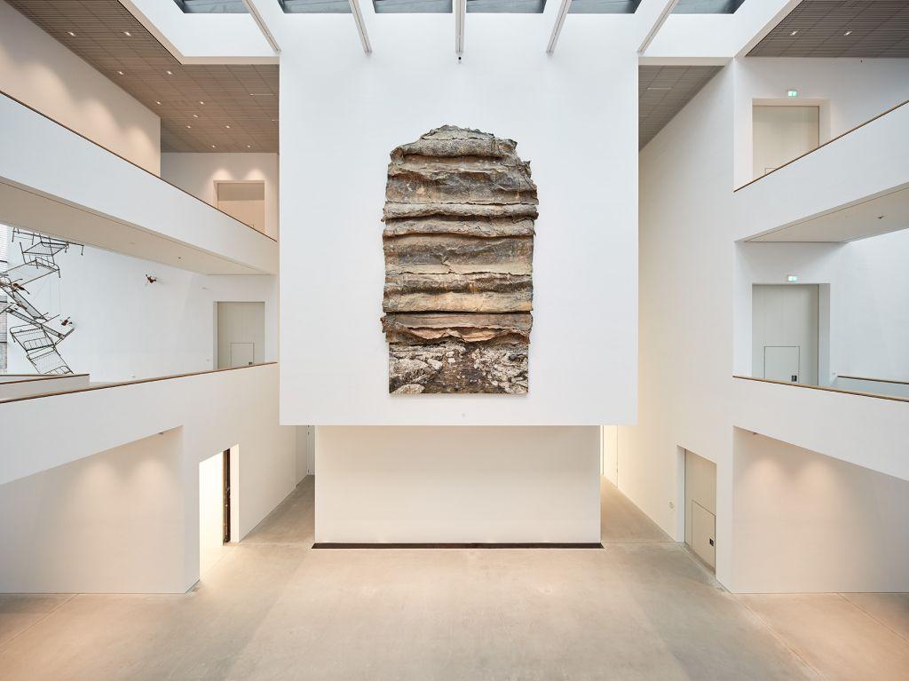 Anselm Kiefer, Sefiroth, 2000, Sammlung Grothe in der Kunsthalle Mannheim,  © Anselm Kiefer