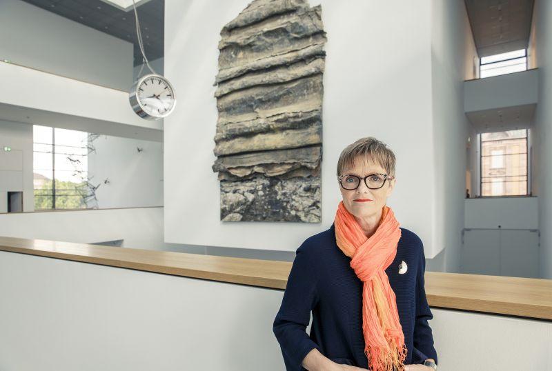 Dr. Ulrike Lorenz, Direktorin der Kunsthalle Mannheim Foto: Kunsthalle Mannheim/ Dietrich Bechtel