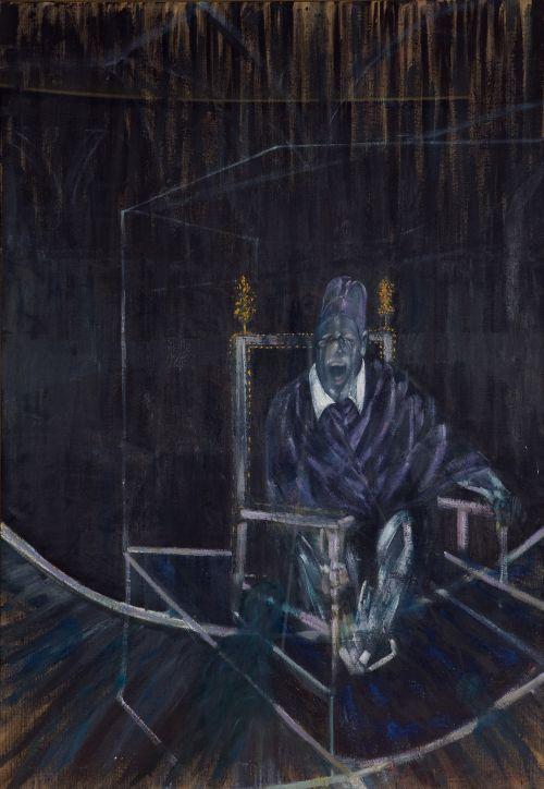 © The Estate of Francis Bacon. All rights reserved / VG Bild-Kunst, Bonn 2018, Foto: Kunsthalle Mannheim/ Cem Yücetas