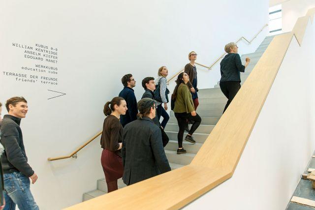 <p>Kunsthalle Mannheim / Dietrich Bechtel</p>