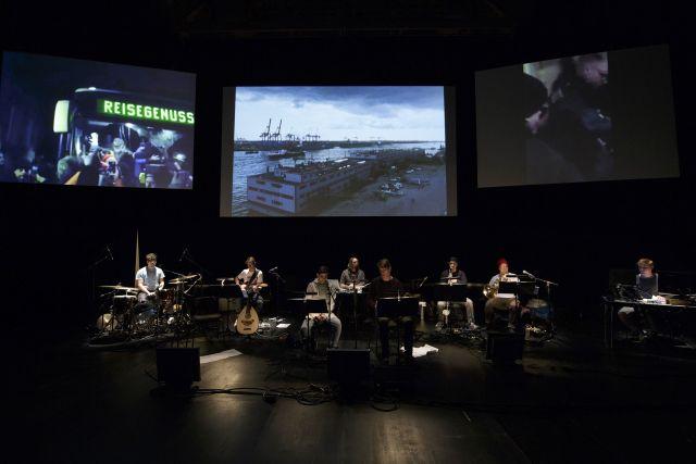 "Filmkonzert ""Survival Strategies for Cold Countries"", Foto: shortfilmlivemusic"