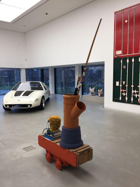 Abraham Cruzvillegas: Autokonßtrukschön Suites, 2018 (Foto: Kunsthalle Mannheim)