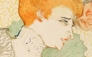 Lautrec_Mademoiselle_Lender_1895_Cem Yücetas