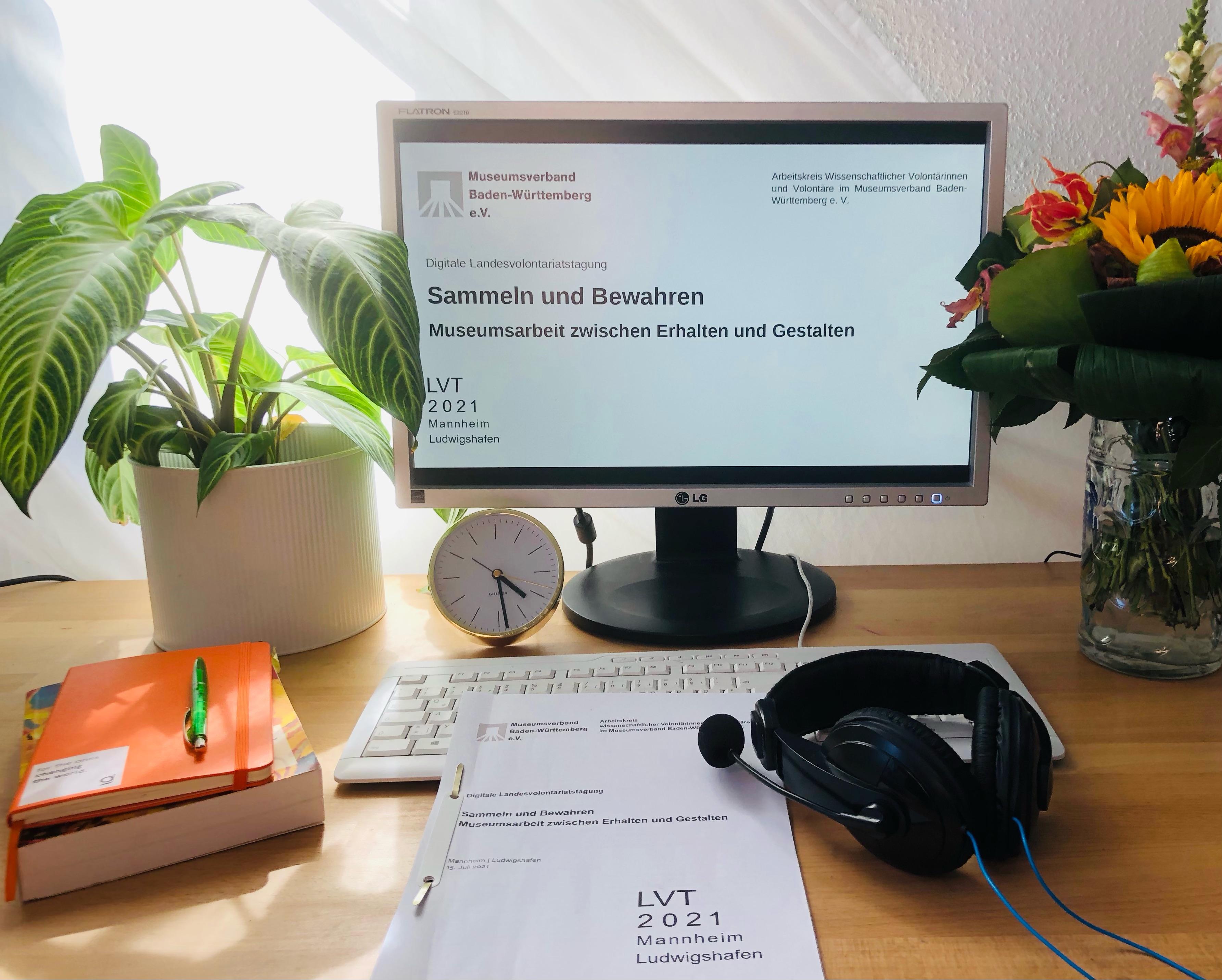 Landesvolontariatstagung Online (c) Kunsthalle Mannheim