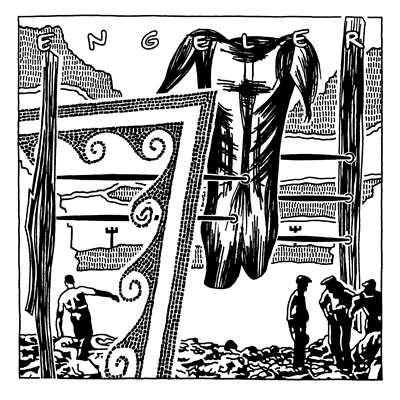Heinz Emigholz: Drawings from the series DIE BASIS DES MAKE-UP, 1974-2019, www.pym.de* © VG Bild-Kunst Bonn, 2019